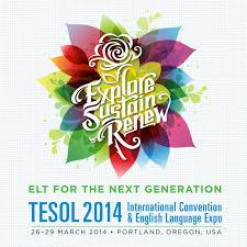 TESOL 2014 Logo